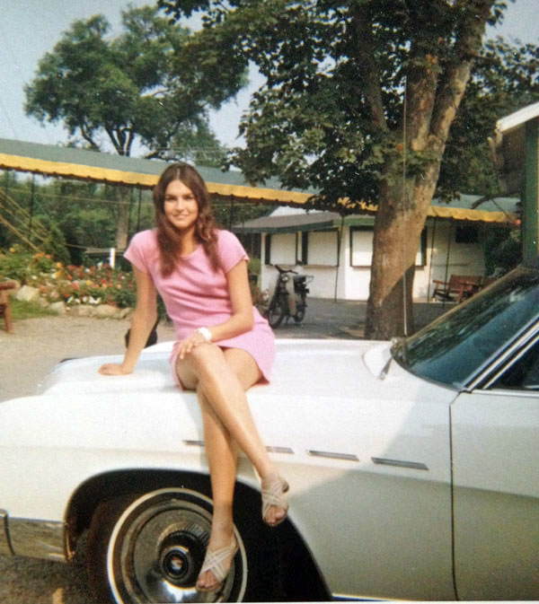 Mom at Summer Stock in the summer of love, 1967