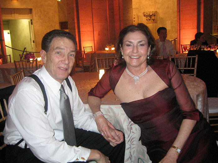 Mom and dad at my brother's wedding in 2006.